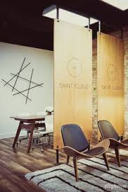 office interior design aesthetics and offices on pinterest brightly colored offices central st