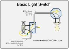 home electrical wiring  light switches and electrical wiring on    basic light switch diagram