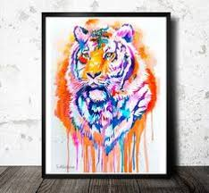 As tall as <b>lions</b> - ver.2 | <b>LION</b> | Illustration art, Art, <b>Watercolor</b> illustration