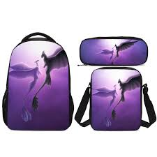 <b>Backpack</b> For Girls Boys Cartoon How To Train Your Dragon Prints ...