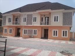 Image result for pictures of estates in nigeria