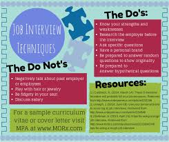 job finding tips and tools below are some more tips for job interviewing and sample interview questions