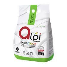 <b>Стиральный порошок</b> для цветных вещей <b>ALPI</b> Expert <b>GRASS</b> ...