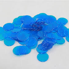 <b>100pcs</b> Count Bingo Chips Markers for Bingo Game <b>Cards</b> Plastic ...