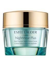 <b>Estée Lauder Nightwear Plus</b> Anti-Oxidant Night Detox Creme | MYER
