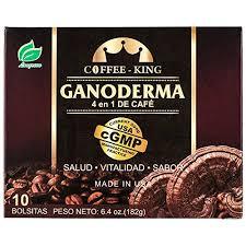 Ganoderma Coffee - Instant <b>4-in-1 Reishi</b> Coffee(10 Sachets ...
