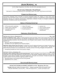 Writing An Oncology Nurse Resume  Graduate Nurse Resume  Student     happytom co