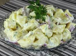 <b>Молочный</b> картофельный салат (ВИДЕО) - Рецепт | BonApeti.ru