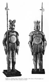 best images about ott empire armors armor of the ott empire a complete suit of 16th century armor as worn by