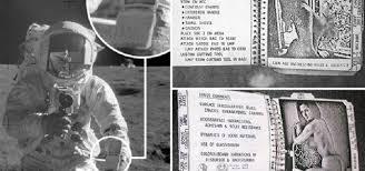 Airmen's prank on <b>Apollo 12</b> crew <b>led</b> to pornography being brought ...