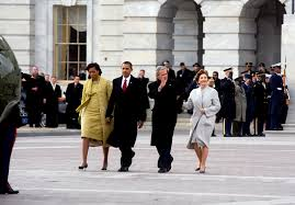escort essay first lady michelle obama and president barack obama escort former president george w bush and us department of defense photo essay