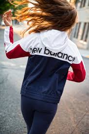 New Balance Women's <b>NB Athletics Windbreaker</b> | Windbreaker ...