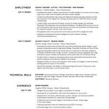 resume  examples of good resume  decos usresume  best resumes examples best resume in good cv examples posted on monday