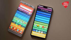 Vivo <b>V9</b> Vs <b>Xiaomi Redmi</b> Note 5 Pro: Battle for the mid-range bezel ...