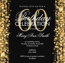 ideas th birthday party invitations card templates source com 60th birthday party invitations templates