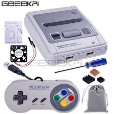 In Stock! GeeekPi <b>Original Retroflag SUPERPi CASE J</b> NESPi Case ...