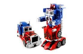 <b>Радиоуправляемый</b> автобот <b>Feng Yuan</b> Optimus Prime 27Mhz ...