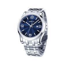 <b>Мужские стальные часы</b> арт. 301.71.00.000.03.01.3 от <b>SOKOLOV</b>