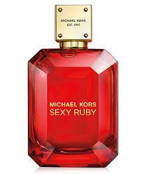 <b>Michael Kors Sexy Ruby</b> Eau de Parfum Spray, 3.4 oz. & Reviews ...