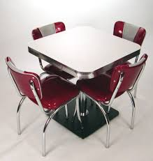Retro Dining Room Table Living Room Attractive Image Of Retro Dining Room Decoration Using