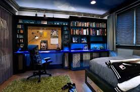 captivating guys bedroom ideas with brown wooden storage bed frame awesome black desk be equipped floating captivating awesome bedroom ideas