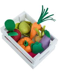 "Набор ""Овощи на грядке 3"" в ящике Коняша 6808001 в интернет ..."