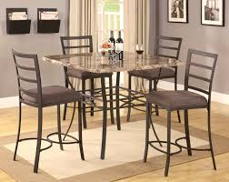 wicker bar height dining table: furniturewonderful woodard capri wrought iron bar height bistro set outdoor counter masterwd pub with