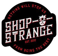 Shop <b>Strange</b>: Custom Screen <b>Printing</b>, Embroidery & Promotional ...
