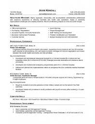 objective resume sample resume example objectives