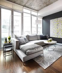 condo living room design modern sofa