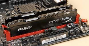 Обзор комплекта <b>памяти HyperX FURY</b> DDR4-2666 ...