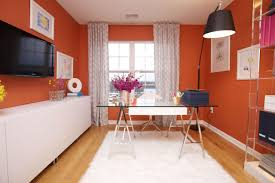 tags black shag rug home office
