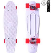 <b>Скейтборд RT</b> 402-W <b>Big</b> Fishskateboard 27 винил 68,6х19 с ...