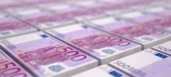 Resultado de imagen de imagenes millones de euros billetes de 500