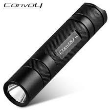 <b>Convoy S2+</b> 365nm <b>Nichia</b> UV ($13) : flashlight