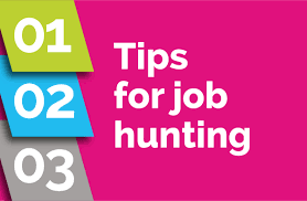 home solo search tips for job hunting