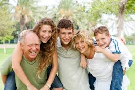 Image result for happy family picture with teenagers