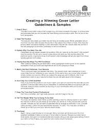 creating guidelines winning cover letters samples keep short state creating guidelines winning cover letters samples keep short state the position job explain this resume