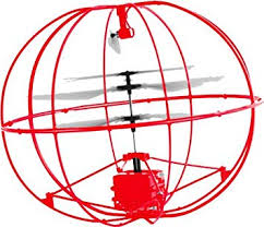 Flying Gadgets <b>Flying Ball</b> RC Helicopter: Amazon.co.uk: Toys ...
