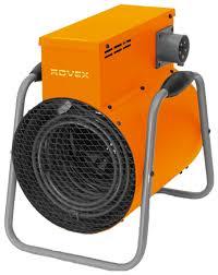 <b>Электрическая тепловая пушка Rovex</b> RT-09К (9 кВт) — купить по ...