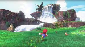 <b>Super Mario Odyssey</b> is a masterpiece of twists and turns ...
