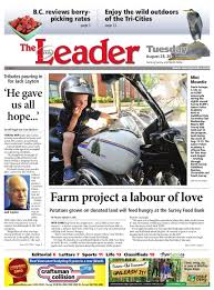 Tuesday Aug 23 2011 Leader by Surrey Leader issuu