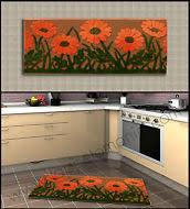 Risultati immagini per site:ebay.it/Tappetomania/tappeti cucina