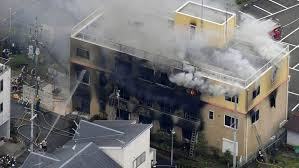 33 killed in fire at <b>Japanese anime</b> studio after man screaming 'you ...