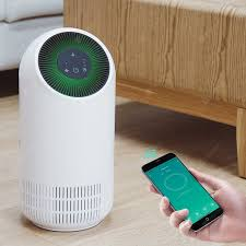 <b>Alfawise P2 HEPA</b> Smart Air Purifier WiFi AI Voice Controler | Air ...