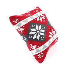 <b>Подушка с орнаментом</b> Christmas story, 45х45 см от Enjoyme ...