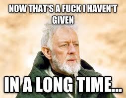 livememe.com - Obi Wan Kenobi - Now, That's a Name I've Not Heard ... via Relatably.com