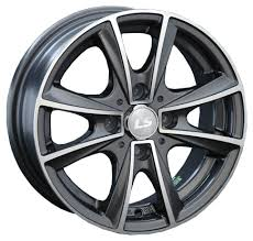 <b>LS</b> Wheels LS231 6.5x15/4x100 D73.1 ET40 WF Wheel ...