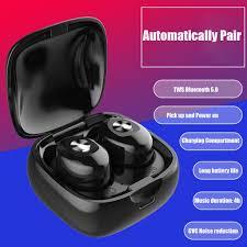 MC <b>XG12 TWS Bluetooth 5.0</b> Earphones Wireless Waterproof Mini ...