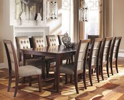 Thomasville Dining Room Chairs Extension Thomasville Dining Set 11 Piece Formal Dining Set With